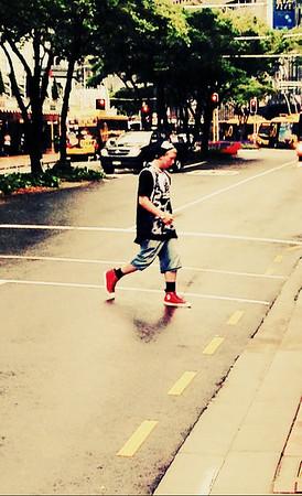 Wellington On the Street