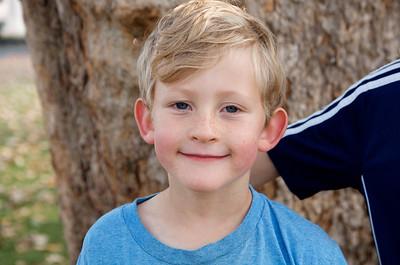 Finn is 6
