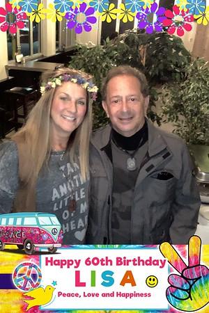 Lisa's 60th Birthday!!!