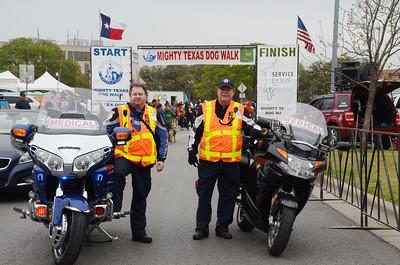 Mighty Texas Dog Walk 2013