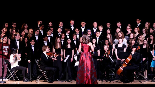 Pascack Valley High School Holiday Concert 12.15.16