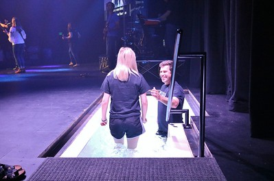 2019-06-02 11 a.m. Baptism Service