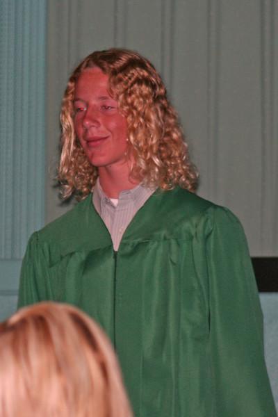 San Antonio 2007 8th Grade Graduation
