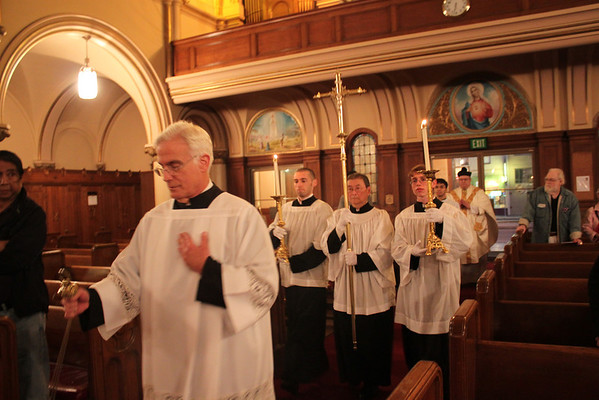 All Saints Day High Mass (Nov. 1, 2013)
