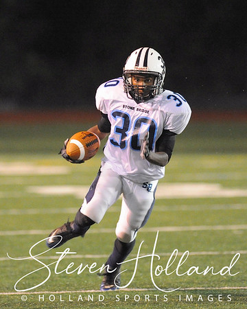 Football - JV: Stone Bridge vs Marshall  10.24.11 (by Steven Holland)