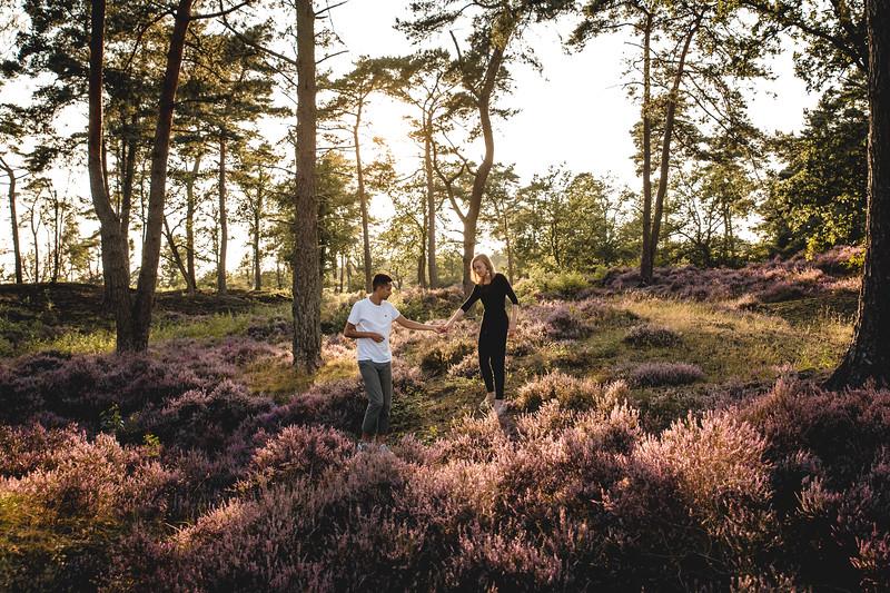 HR - Loveshoot Fotosessie Soesterduinen - Esther+Igor - Karina Fotografie-12.jpg
