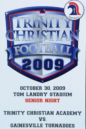 TCA vs Gainesville St 10-30-2009