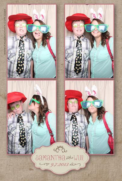 Samantha & Will's Wedding