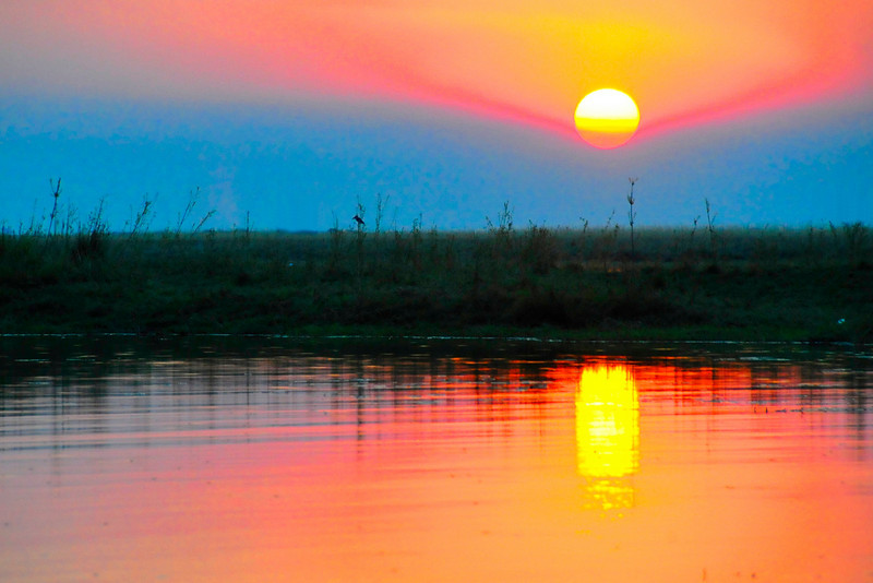 _D038570 Sunset on Chobe River.jpg