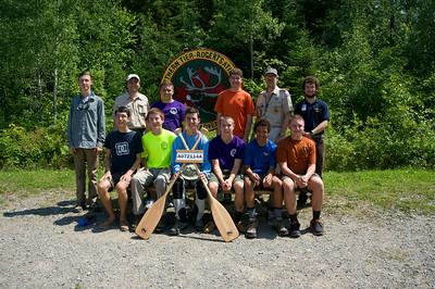 2014 July - Northern Tier - Atikokan, Ontario