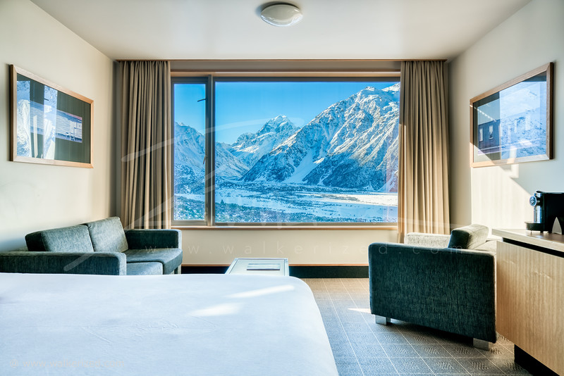 Hermitage Hotel // Mt Cook, New Zealand