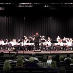CSMS Band Pre-UIL Concert @ CSHS 03/24/2014
