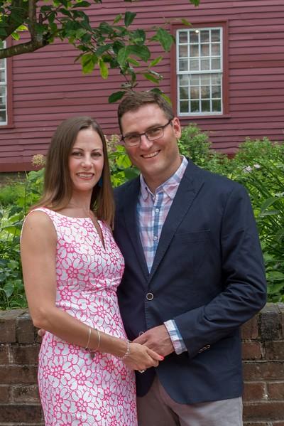 Leah & Steve Engagemmment Party