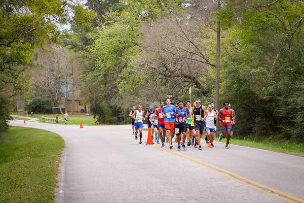The Woodlands Marathon 2017 - Tim