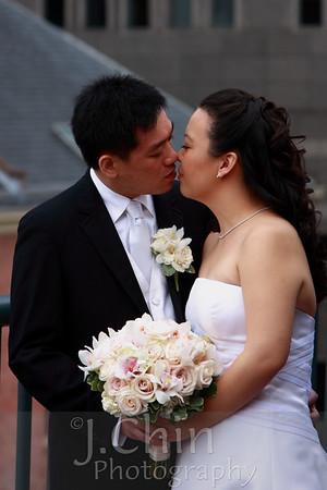 Jonathon & Samantha (wedding)