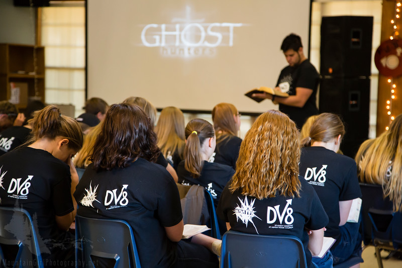 Ghost Hunters Youth Retreat