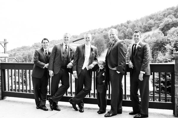 Marinello Wedding Photos Seven Springs