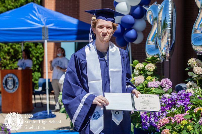 Dylan Goodman Photography - Staples High School Graduation 2020-214.jpg
