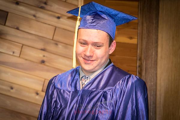 Connor Benton's Graduation