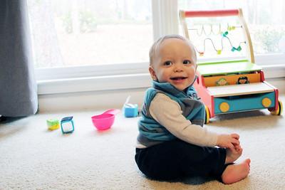 Baby Man 9 Months