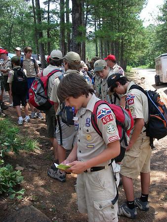 Camp Hale - Summer 2007