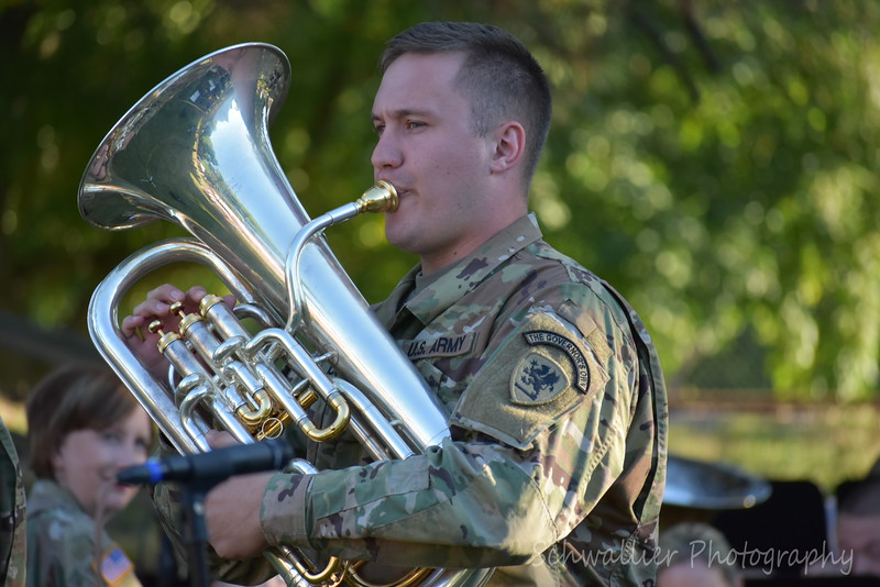 2018 - 126th Army Band Concert at the Zoo - Show Time by Heidi 132.JPG