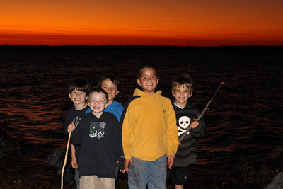 Pack 840 2009 Fall Camp Out