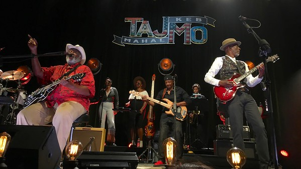 TajMo at the UC Berkeley Theatre