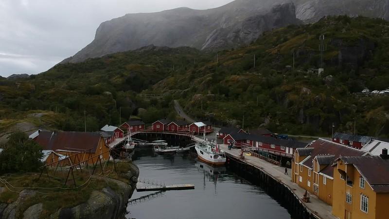 9-1-17241829lofoten Nusfjord Fishing Village.MP4