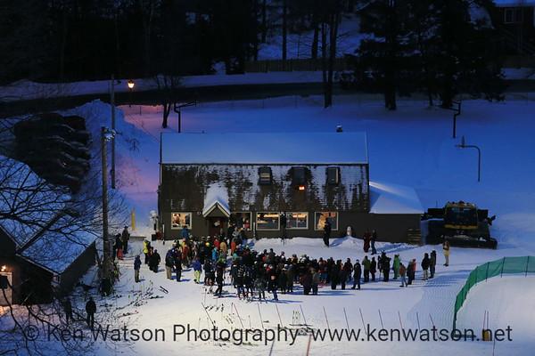 2020-01-22 Dave Dovholuk Memorial Kank Classic Ski Race