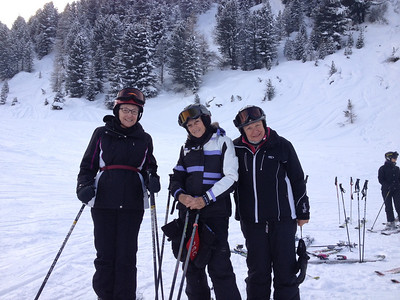 Sölden, Austria, Jan 18-27, 2013