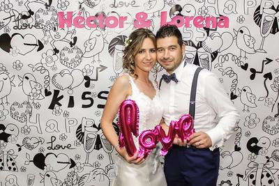 Héctor y Lorena 09/06/2017
