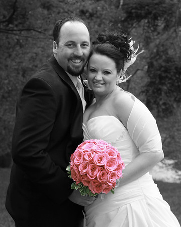 Francine and Lonnie's Wedding