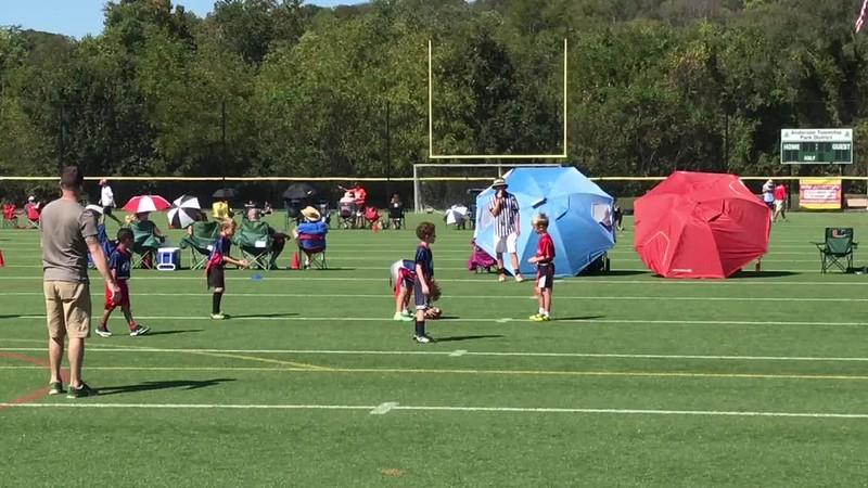 Flag Football Fall 2017