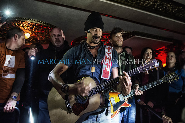 Michael Franti & Spearhead @ Capitol Theatre (Fri 11/15/13)