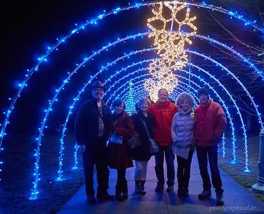 Asheville for Christmas Eve
