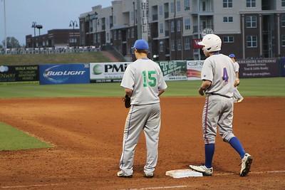 4/9/2015 NewBrige Bank Invitational Tournament Randleman Vs Uwharrie Varsity Baseball