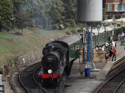 Swanage Railway 2018