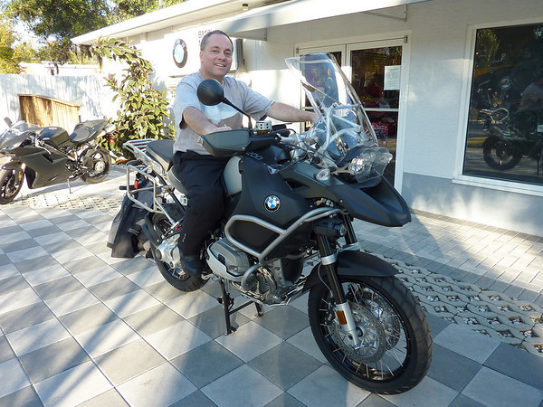2011 BMW R1200 GS Adventure