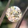 2.13ct Old European Cut Diamond , GIA Q/R VS2 7