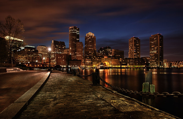 Boston - April