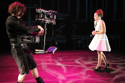 Dance Documentation with Steadicam Flyer LE