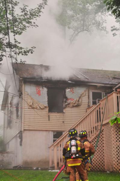 RANDOLPH, NJ HOUSE FIRE 70 OLD BROOKSIDE ROAD JUNE 9, 2009