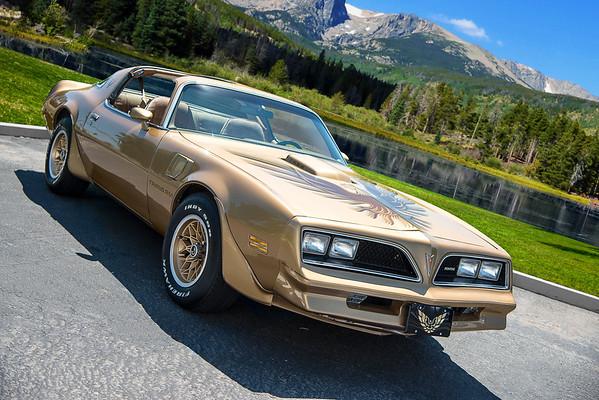 1978 Trans AM Gold