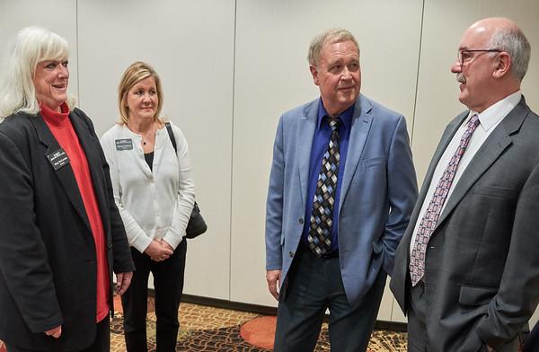 April 2017 meeting & legislative reception