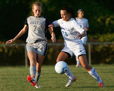 Memorial Girls Varsity Soccer
