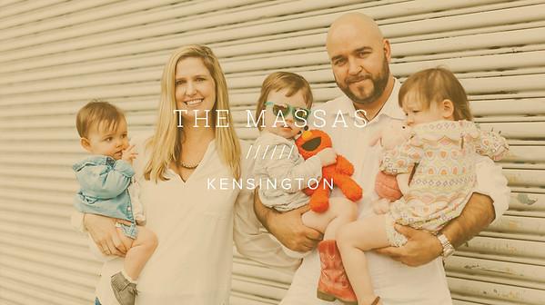 THE MASSAS ////// KENSINGTON