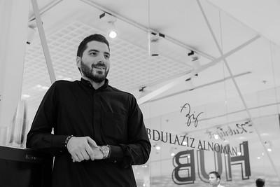 The Hub / Aziz Alnoman
