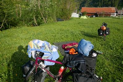 Sa 27. Mai 2017 - TdS Velotour Auftakt Ursi: Jaun - Saxon (Martigny), 103.5km
