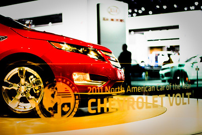 January 2011 - North American International Auto Show
